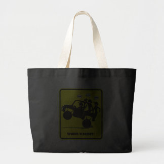 WHEEL N DUDES-37 TOTE BAG