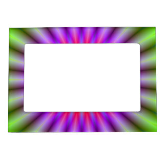 Wheel of Colour Magnetic Frame