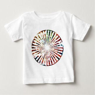 Wheel of Fortune - Sparkle Red Designs Baby T-Shirt
