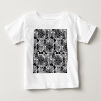 Wheel of Life (Stained Glass) Baby T-Shirt