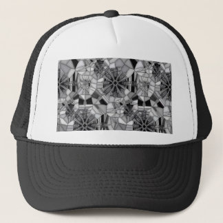 Wheel of Life (Stained Glass) Trucker Hat