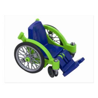 Wheelchair013110 Postcard
