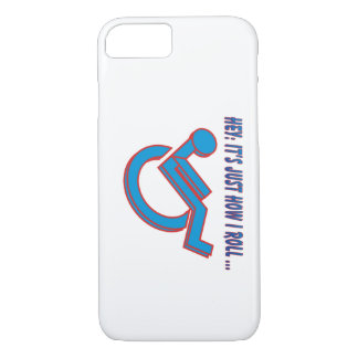 Wheelchair Attitude! iPhone 7 Case