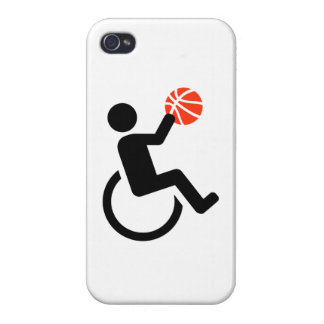 Wheelchair basketball cases for iPhone 4