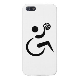 Wheelchair basketball iPhone 5/5S cases