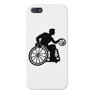 Wheelchair basketball iPhone 5/5S cover