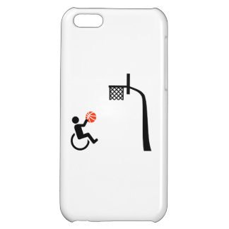 Wheelchair basketball iPhone 5C cases