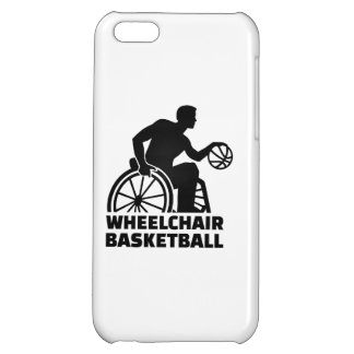 Wheelchair basketball iPhone 5C cover