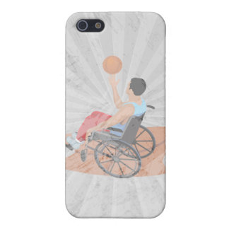 wheelchair basketball iPhone 5 covers