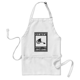 Wheelchair Curling Standard Apron