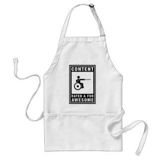 Wheelchair Fencing Standard Apron