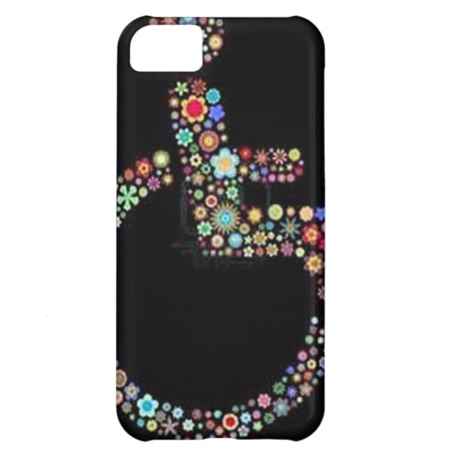 wheelchair_funky_zazzle.jpeg case for iPhone 5C