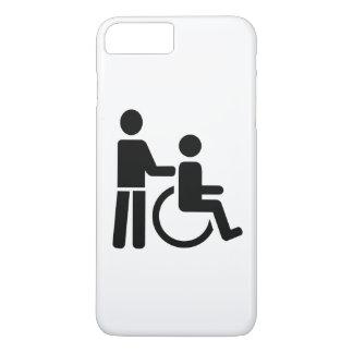 Wheelchair nurse iPhone 7 plus case