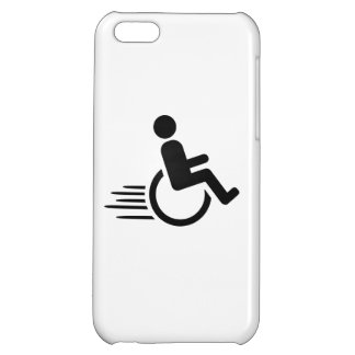 Wheelchair racing iPhone 5C covers