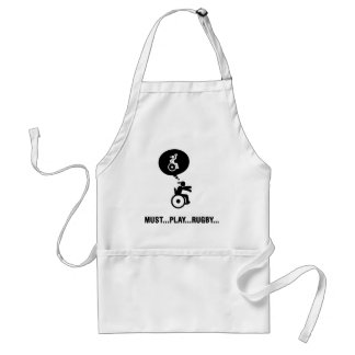 Wheelchair Rugby Apron