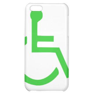 Wheelchair Symbol iPhone 5C Cases
