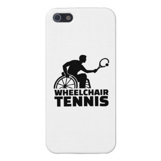 Wheelchair tennis iPhone 5/5S cover