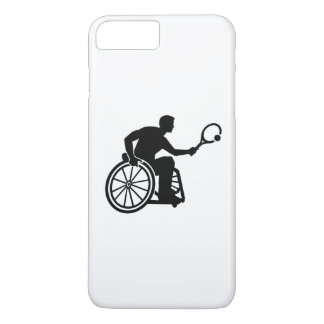 Wheelchair tennis iPhone 7 plus case
