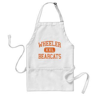 Wheeler - Bearcats - High - Valparaiso Indiana Standard Apron