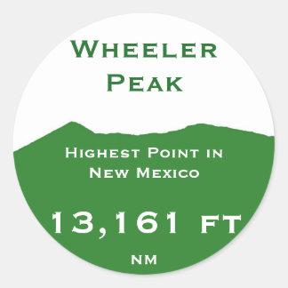 Wheeler Peak Sticker