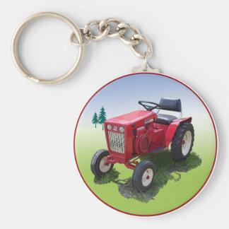 Wheelhorse 953 basic round button key ring