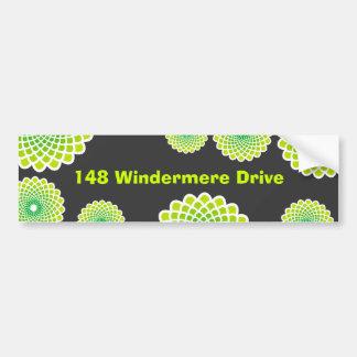 Wheelie Bin Sticker- Any Colour Bumper Stickers