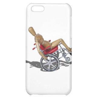 WheelieWheelchair103110 iPhone 5C Case