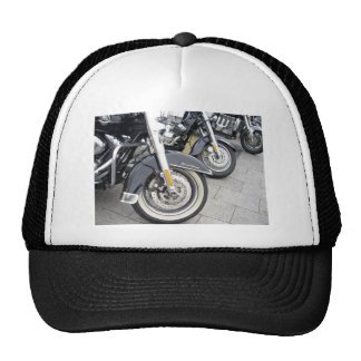 Wheels Mesh Hats