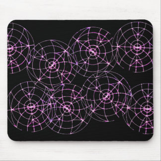Wheels Mouse Pad