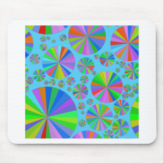 Wheels Of Fortune Mouse Pad