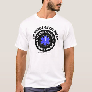 Wheels on the Bus - Tire #2 Shirt