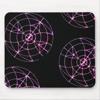 Wheels Spinning Mouse Pad