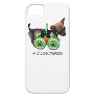 #WheelyCute Phone Case! iPhone 5 Cases
