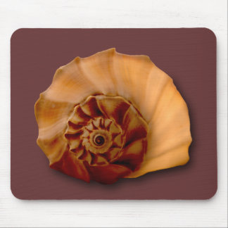Whelk Left Turn Mouse Mat