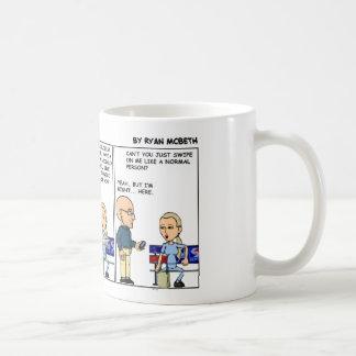 When Andy met Ryan Coffee Mug