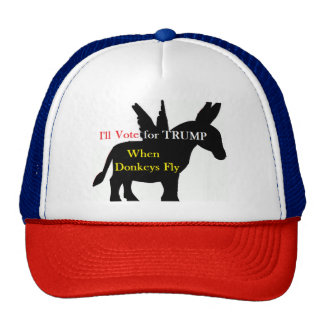 When Donkeys Fly Cap