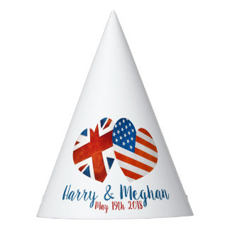 When Harry met Meghan Party Hat