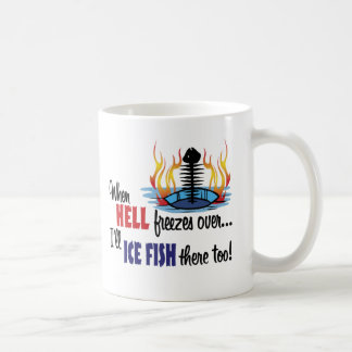 When Hell Freezes Mugs