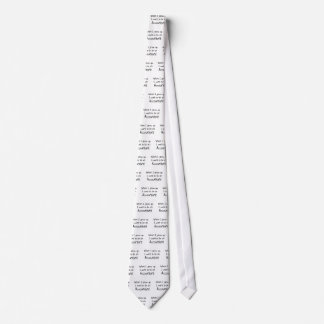 When I grow up I want to be an Accountant Tie