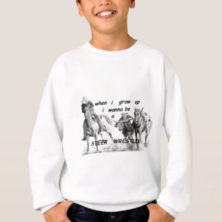 When I Grow Up... Sweatshirt
