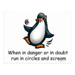 When in danger or in doubt