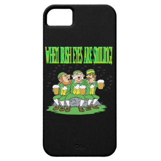 When Irish Eyes Are Smiling Case For The iPhone 5