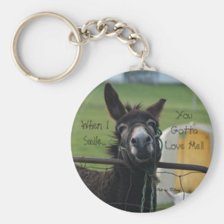When ISmile..., You Gott... Key Ring