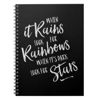 When It Rains - Inspirational Journal