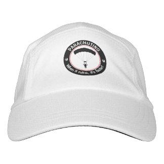 When it ruins, it's faster! hat