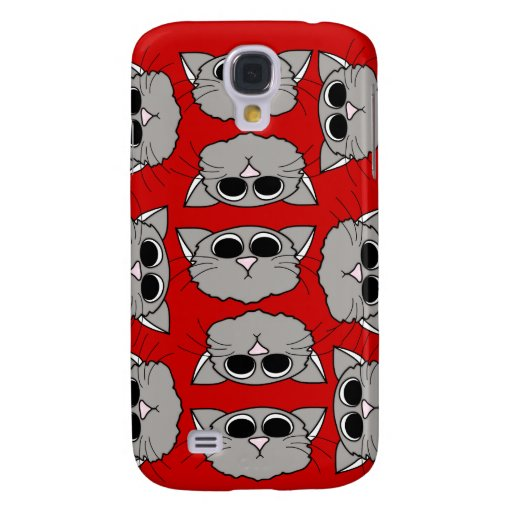 'When Kitties Attack' iPhone 3G Case Galaxy S4 Cases