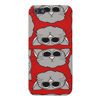 When Kitties Attack iPhone 4 Case