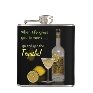 When Life gives you Lemons... Flasks