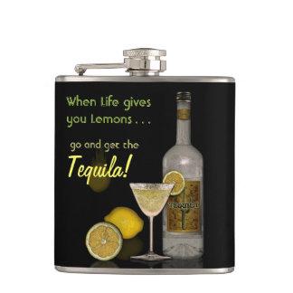 When Life gives you Lemons... Flasks