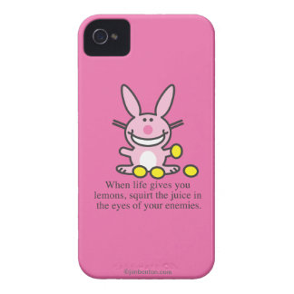 When Life Gives You Lemons iPhone 4 Cases